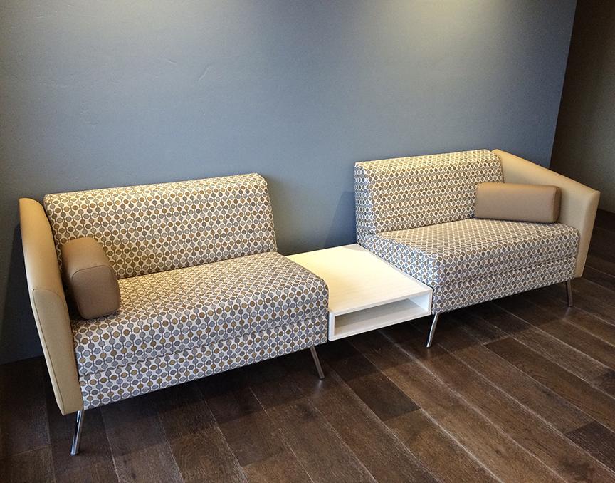 Gassman Lobby sofa